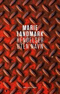 Hendelser uten navn (ebok) av Marie Landmark