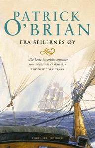 Fra seilernes øy (ebok) av Patrick O'Brian, F