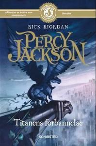 Titanens forbannelse (ebok) av Rick Riordan