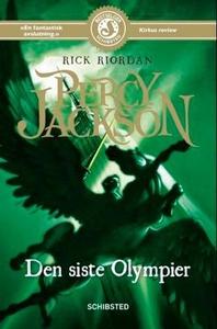 Den siste olympier (ebok) av Rick Riordan