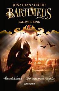 Salomos ring (ebok) av Jonathan Stroud
