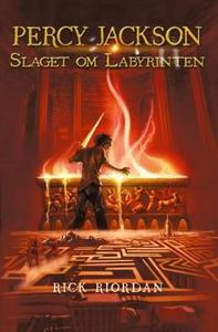Slaget om labyrinten (ebok) av Rick Riordan