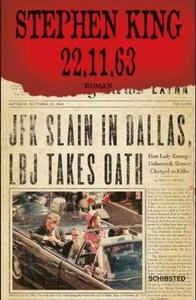 22.11.63 (ebok) av Stephen King