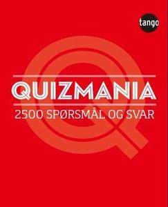 Quizmania (ebok) av Thomas Kolåsæter