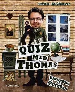 Quiz med Thomas (ebok) av Thomas Kolåsæter