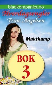 Maktkamp (ebok) av Trine Angelsen