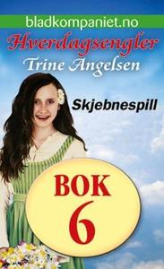 Skjebnespill (ebok) av Trine Angelsen
