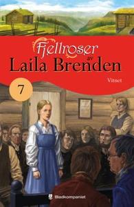 Vitnet (ebok) av Laila Brenden