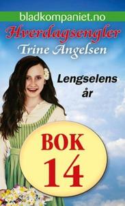 Lengselens år (ebok) av Trine Angelsen