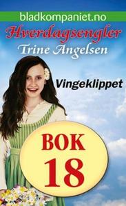 Vingeklippet (ebok) av Trine Angelsen