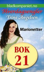 Marionetter (ebok) av Trine Angelsen