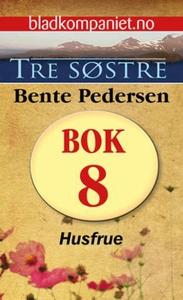 Husfrue (ebok) av Bente Pedersen