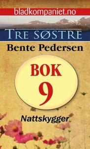 Nattskygger (ebok) av Bente Pedersen