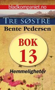 Hemmeligheter (ebok) av Bente Pedersen