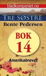 Amerikabrevet (ebok) av Bente Pedersen