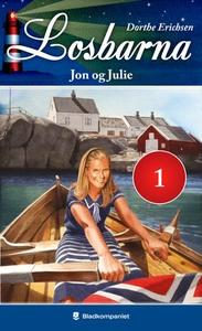 Jon og Julie (ebok) av Dorthe Erichsen, Dorth