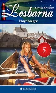 Høye bølger (ebok) av Dorthe Erichsen, Dorthe