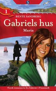Maria (ebok) av Bente Sandberg
