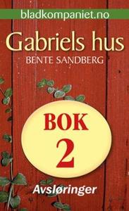 Avsløringer (ebok) av Bente Sandberg