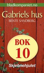 Skjebnehjulet (ebok) av Bente Sandberg