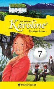 Den ukjente kvinnen (ebok) av Aud Midtsund