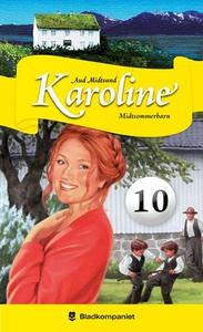 Midtsommerbarn (ebok) av Aud Midtsund