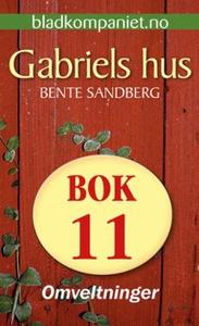 Omveltninger (ebok) av Bente Sandberg
