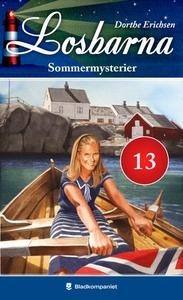 Sommermysterier (ebok) av Dorthe E. Erichsen