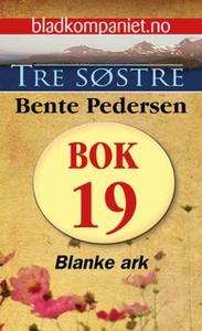 Blanke ark (ebok) av Bente Pedersen