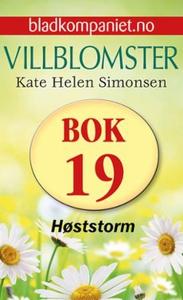 Høststorm (ebok) av Kate Helen Simonsen