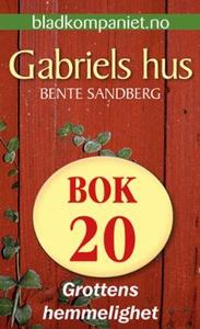 Grottens hemmelighet (ebok) av Bente Sandberg