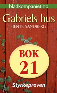 Styrkeprøven (ebok) av Bente Sandberg
