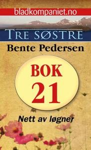 Nett av løgner (ebok) av Bente Pedersen