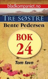 Tom favn (ebok) av Bente Pedersen