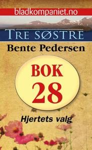 Hjertets valg (ebok) av Bente Pedersen