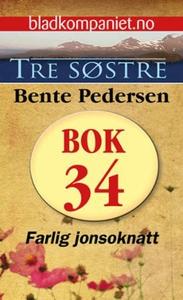 Farlig jonsoknatt (ebok) av Bente Pedersen