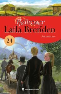 Amandas arv (ebok) av Laila Brenden