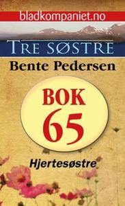 Hjertesøstre (ebok) av Bente Pedersen