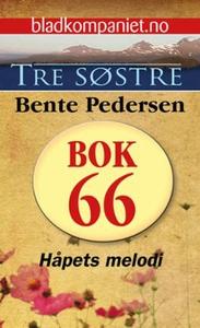 Håpets melodi (ebok) av Bente Pedersen