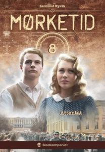 Attentat (ebok) av Salmund Kyvik