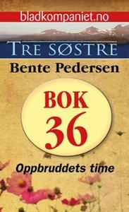 Oppbruddets time (ebok) av Bente Pedersen