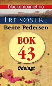 Ødelagt (ebok) av Bente Pedersen