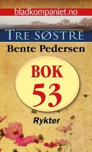 Rykter (ebok) av Bente Pedersen