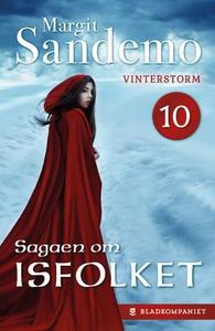 Vinterstorm (ebok) av Margit Sandemo