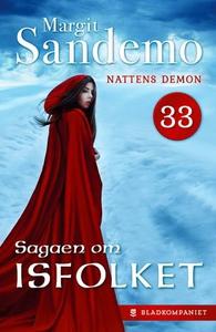 Nattens demon (ebok) av Margit Sandemo