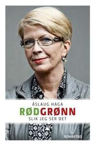 Rødgrønn (ebok) av Åslaug Haga