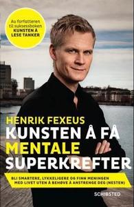Kunsten å få mentale superkrefter (ebok) av H
