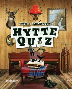 Hyttequiz (ebok) av Thomas Kolåsæter