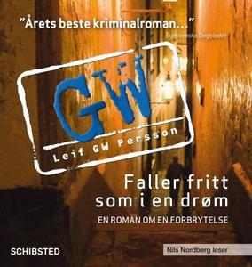 Faller fritt som i en drøm (lydbok) av Leif G