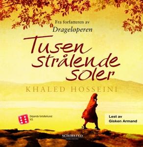 Tusen strålende soler (lydbok) av Khaled Hoss